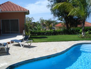 Beautiful Villa To Rent In Gated Community