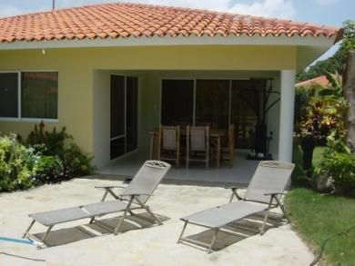 Sosua Villa For Rent