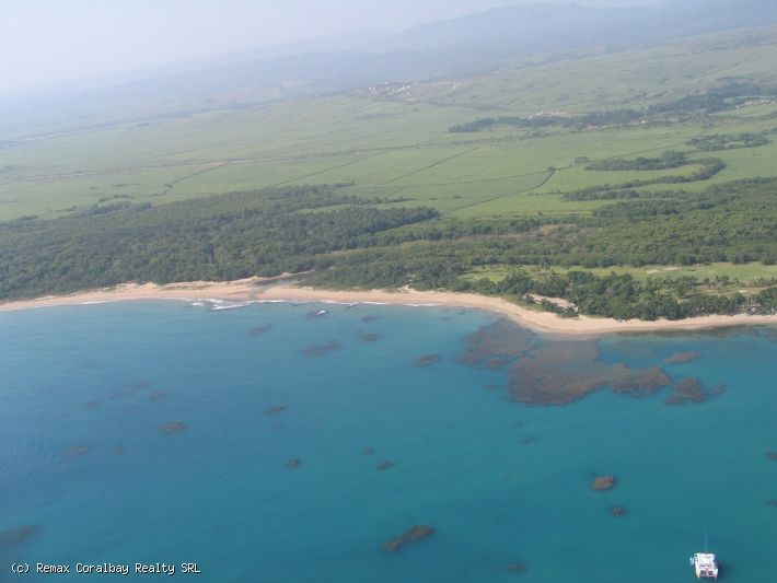 Large Ocean front land at US$16.00 / M2