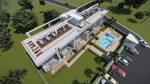 New exclusive project near Encuentro Beach ....