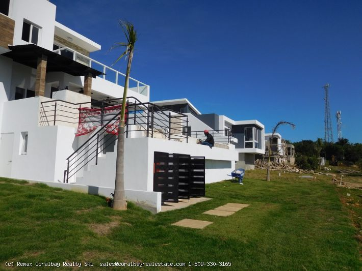 New project in Cabarete ... near surf beach ...