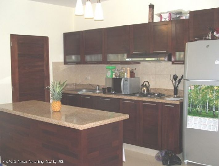 Two bedroom condo in center Cabarete