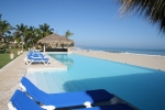 Large Beachfront apartment in Cabarete ...