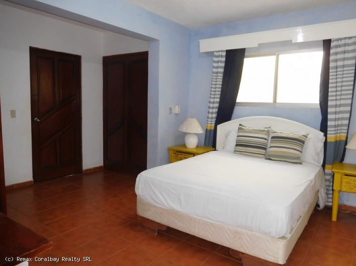 **SUPER DEAL**  Two bedroom apartment on Cabarete beach !!