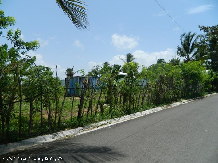 Nice lot with Ocean view