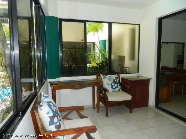 Two bedroom condo in the center of Sosua